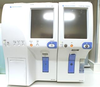 全自動血球計数機・CRP測定装置